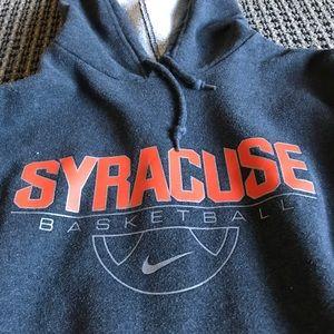 Nike Shirts Syracuse Basketball Hoodie Sweatshirt Poshmark